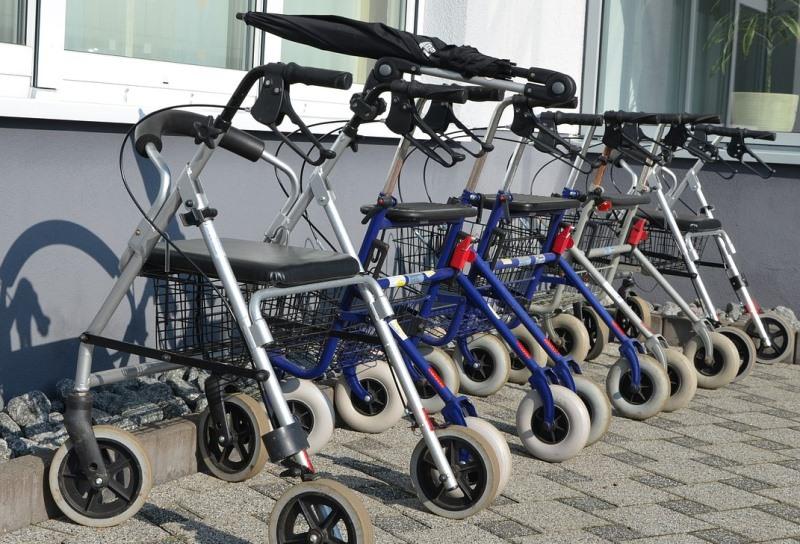 Rollator gebraucht - Kaufberatung